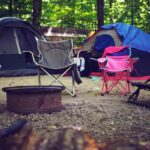 Camping Tents and Chairs